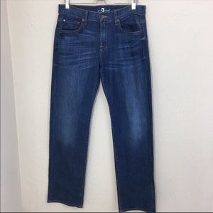7 for all Mankind Austyn Jeans Size 33 x 34